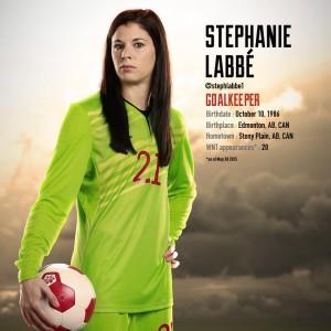 Stephanie Labbé